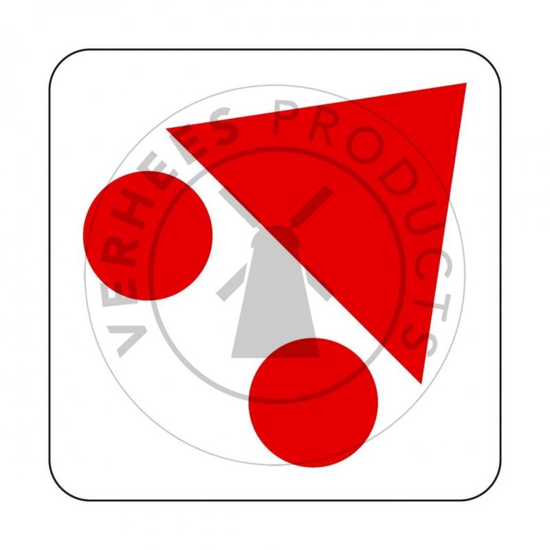 Signalisatie MTB/Bloso-routes AED