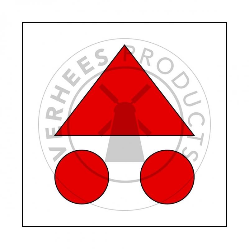 Signalisatie MTB/Bloso-routes AEE