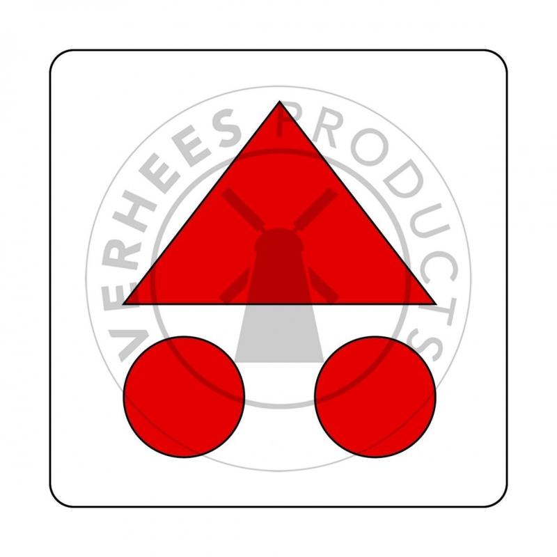 Signalisatie MTB/Bloso-routes AEF