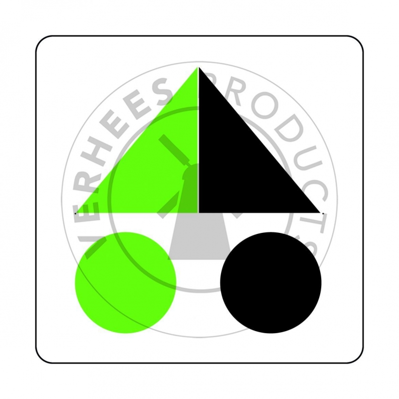 Signalisatie MTB/Bloso-routes AEO