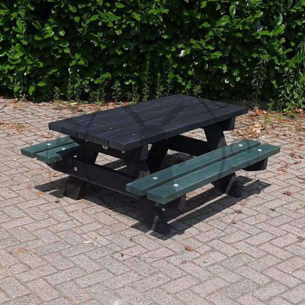 Kunststof Picknicktafel 'Algarve' mini