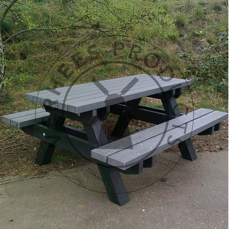 Picknicktafel 'Zomer' S zonder ingraafpoten