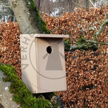 Biobased Vogelhuisje