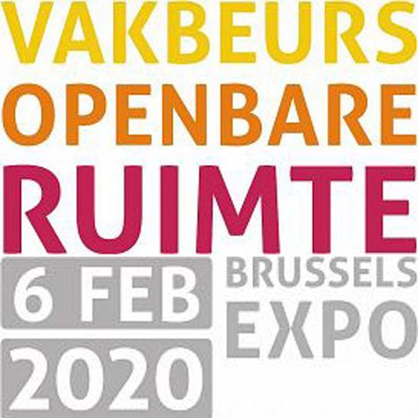 Vakbeurs Openbare Ruimte Brussel