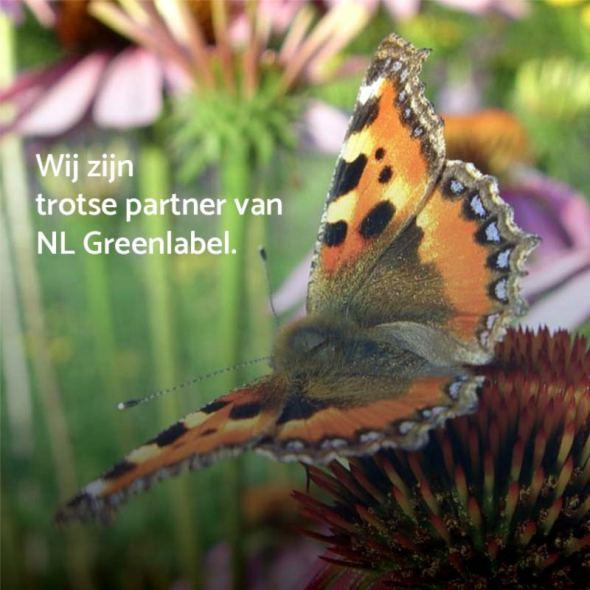 Trotse partner van NL Greenlabel